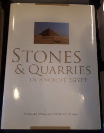 Image for Stones & Quarries in Ancient Egypt